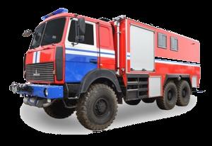 Автомобиль насосно-рукавный АНР (ПНС) 133