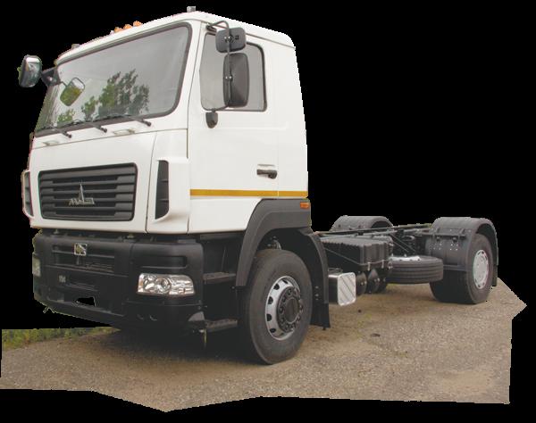 МАЗ-5340B2-429(489)