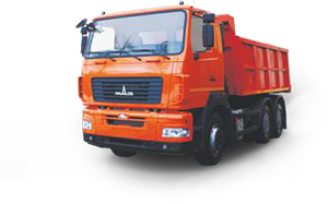 МАЗ-6501V6-520