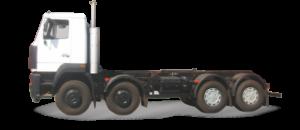 МАЗ-6516B9-450