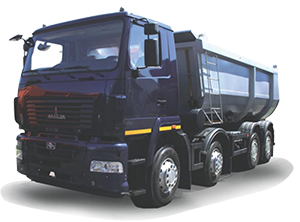 МАЗ-6516Е8-521-000