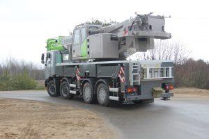 Автокран ZOOMLION-MAZ ZMC-60-1С1